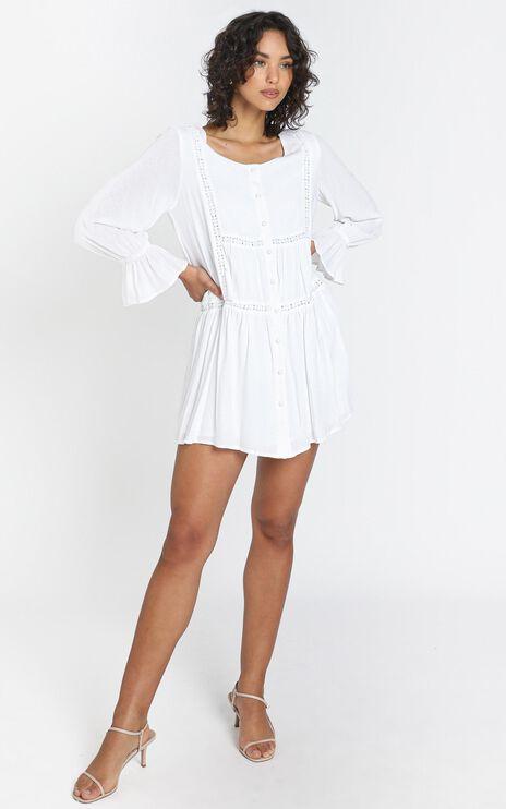 Eleonora Dress in White