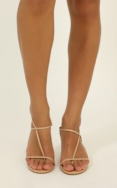 Billini - Hazel Heels In Nude
