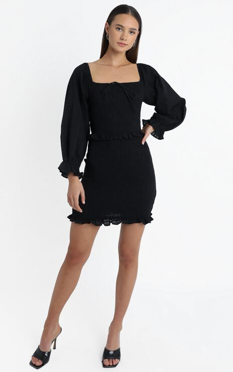 Mason Dress in Black