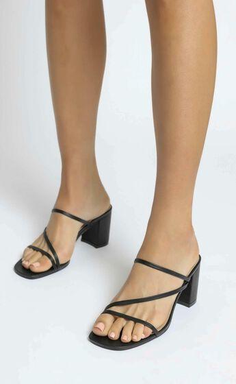 Billini - Yazmin Heels in Black