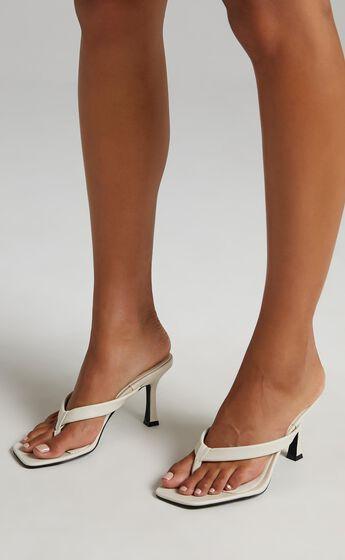 Billini - Tasha Heels in Milk