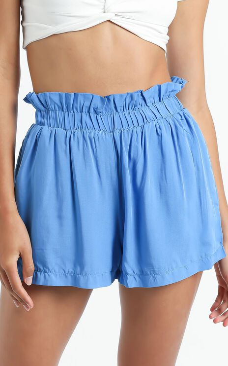 Thilia Shorts in Blue
