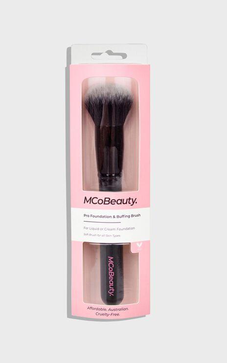 MCoBeauty - Pro Foundation & Buffing Brush