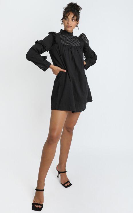 Noemi Dress in Black