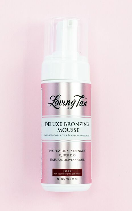 Loving Tan - Deluxe Bronzing Mousse in Dark 120ml