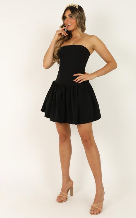 All The Memories We Share Dress in Black