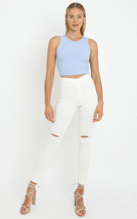 Cormac Jeans in White