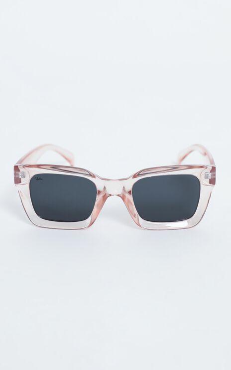 Reality Eyewear - Onassis Sunglasses in Berry