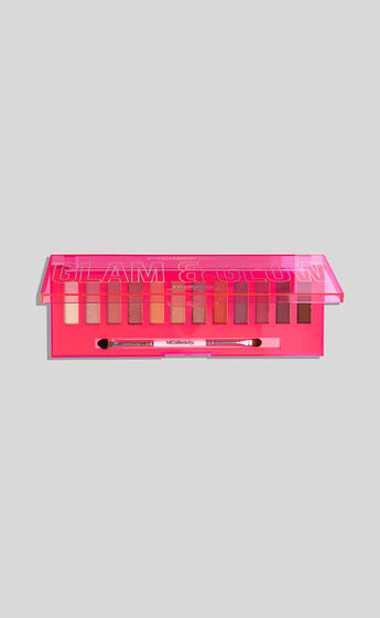 MCoBeauty - 12 Shade Eyeshadow Palette in Cherry