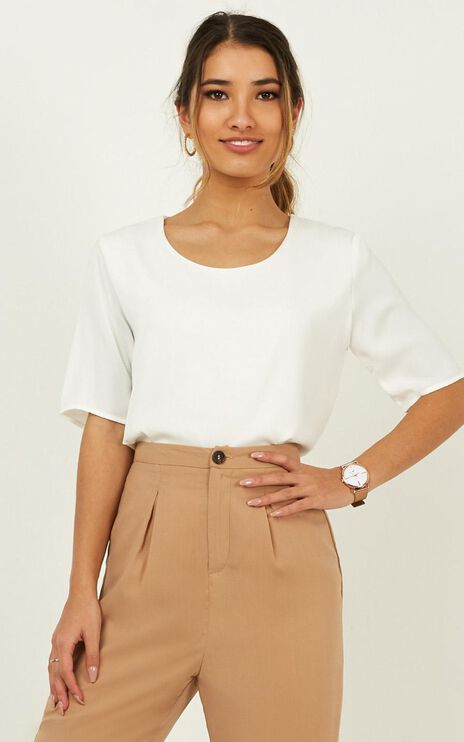 Guidance Top In White