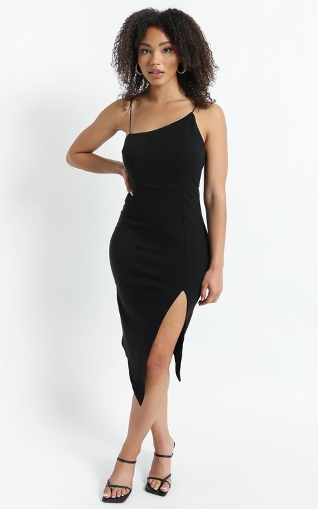 Life Changing Dress In Black