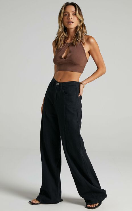 Cairo Jeans in Black