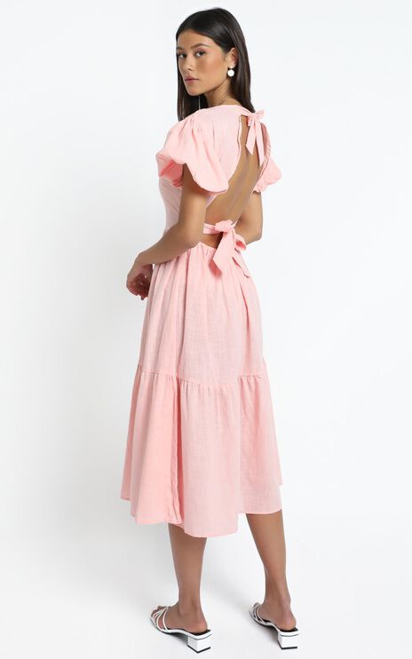 Raelynn Dress in Pink