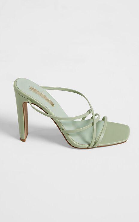 Billini - Yenta Heels in Pistachio