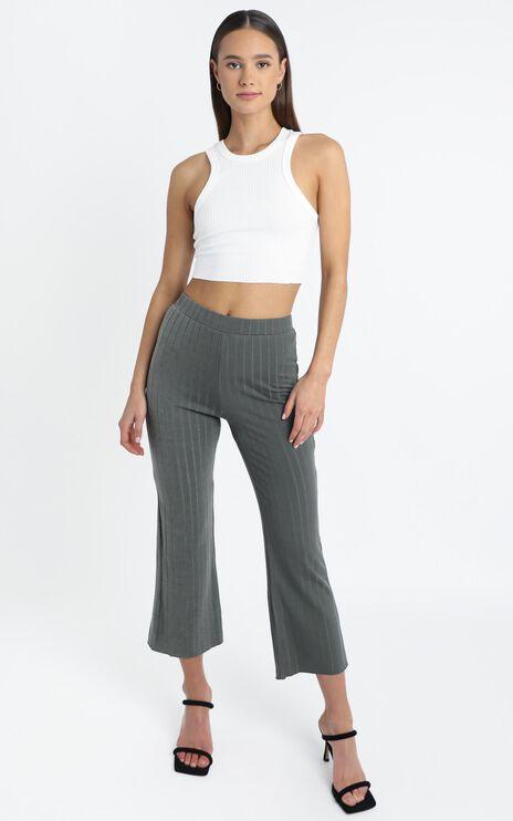 Alondra Pants in Khaki