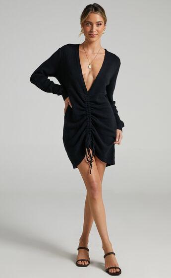 Yasmina Dress in Black