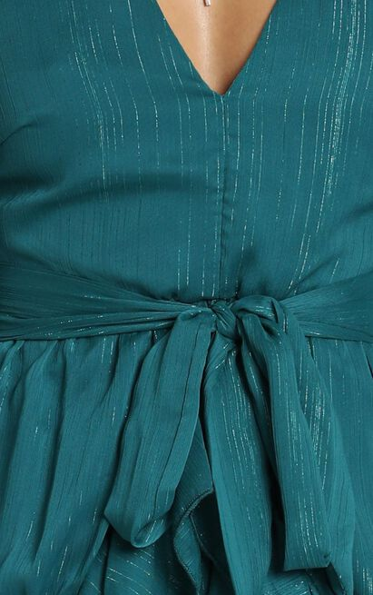 Eyes That Know Me Dress in teal - 20 (XXXXL), Green, hi-res image number null