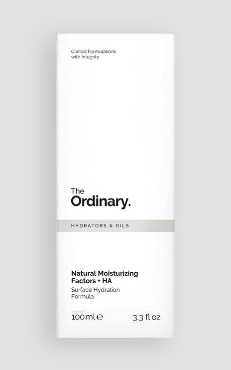 The Ordinary - Natural Moisturizing Factors + HA - 100ml