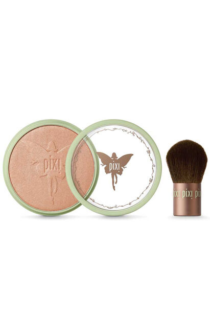 Pixi - Beauty Bronzer and Kabuki in subtly suntouched, , hi-res image number null