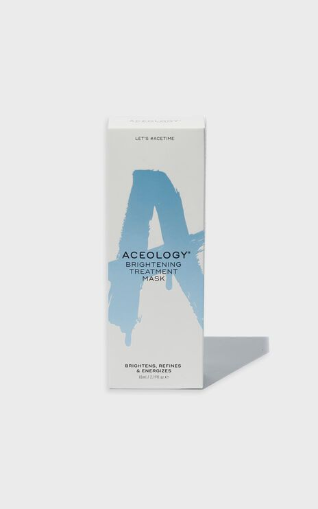 Aceology - Brightening Treatment Mask