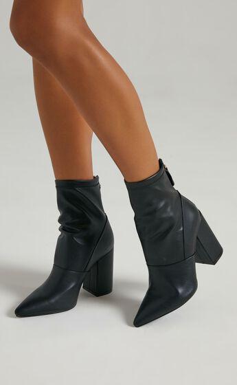 Billini - Thatcher Boots in Black