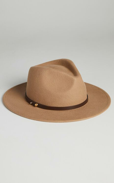 Ace of Something - Oslo Hat in Golden Sand