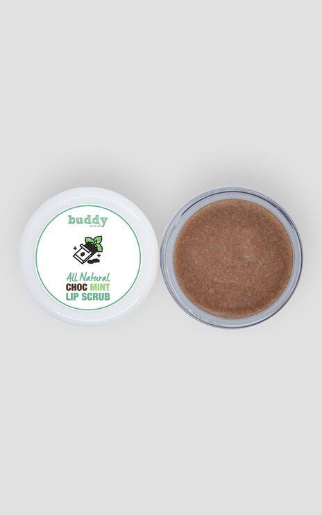 Buddy Scrub - Choc Mint Lip Scrub