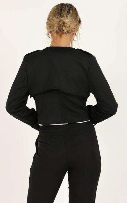 Game Player Jacket in black - 14 (XL), Black, hi-res image number null