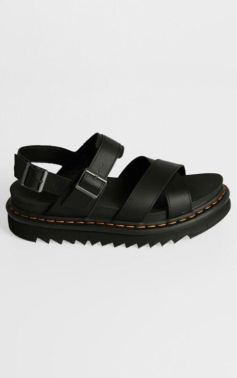 Dr. Martens - Voss II Sandal in Black Hydro