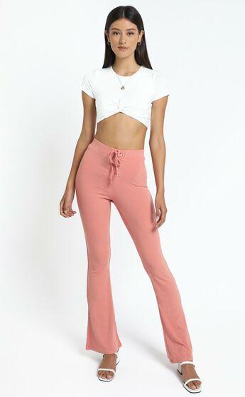 Terri Pants in Rose