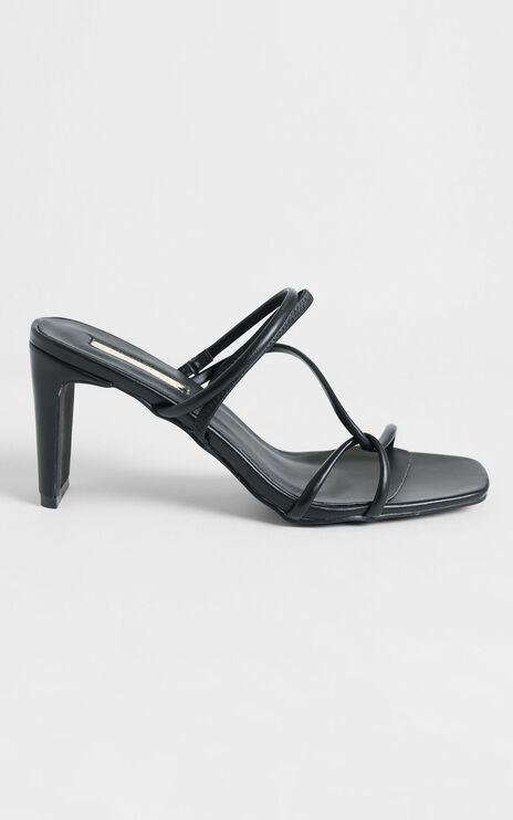 Billini - Sidney Heels in Black
