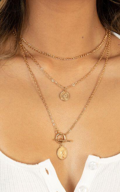 Honest Forever Necklace In Gold, , hi-res image number null
