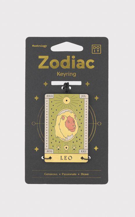 Doiy - Zodiac Keychain in Leo