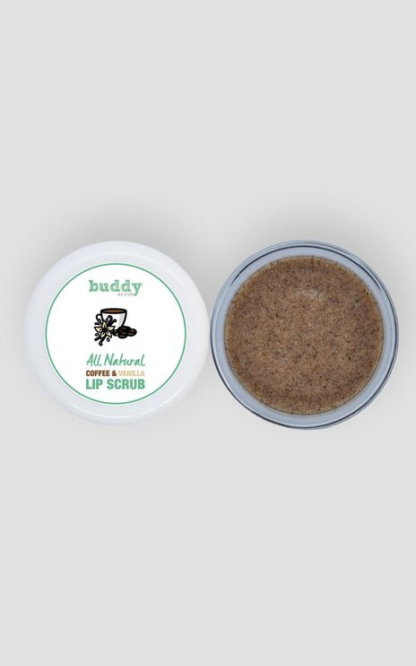 Buddy Scrub - Coffee & Vanilla Lip Scrub
