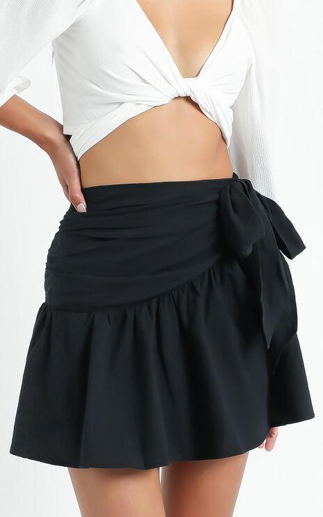 Day Dream Skirt in Black