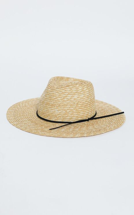 Abella Straw Hat
