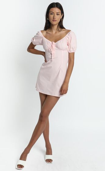 Coulson Dress in Pink