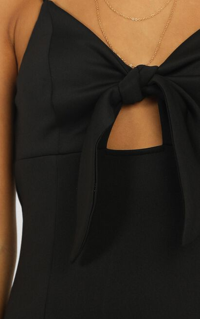 Under The Moonlight Dress in black - 4 (XXS), Black, hi-res image number null
