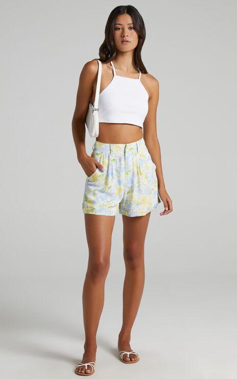 Harlyn Shorts in Summer Petals
