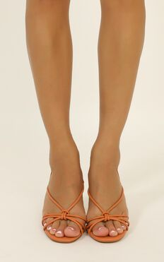 Billini - Janie heels in peach