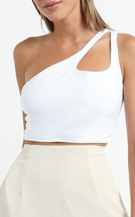 Lilijana Top in White