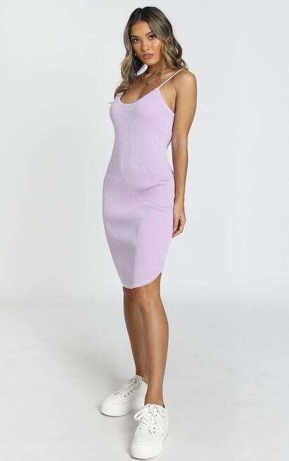 Holly Dress in purple - XS/S, Purple, hi-res image number null