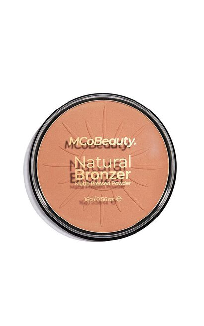 MCoBeauty - Natural Bronzer in Natural Matte, , hi-res image number null