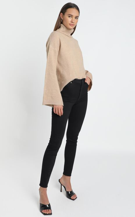 Ellery Knit in Beige