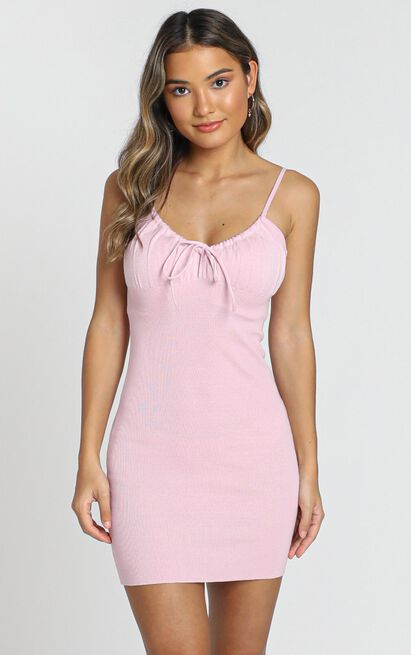 Kylo Dress in pink - 8 (S), Pink, hi-res image number null