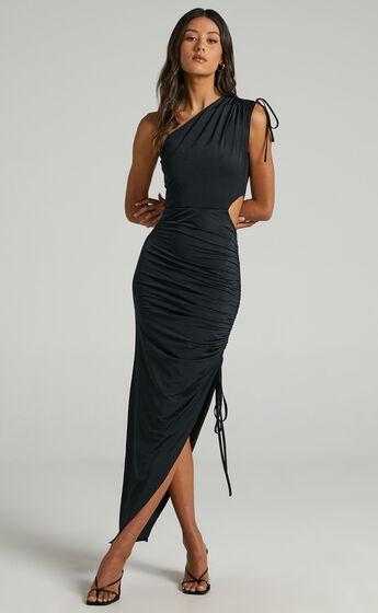 Dionyza Dress in Black