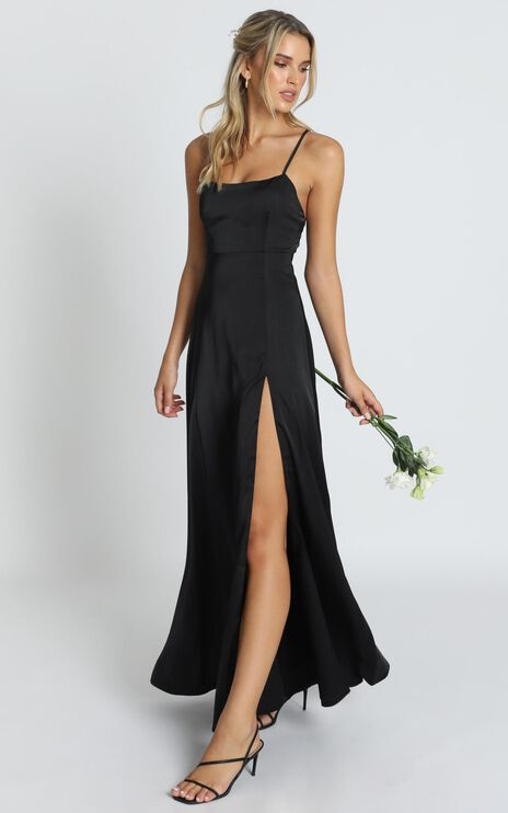 Will It Be Us Dress In Black