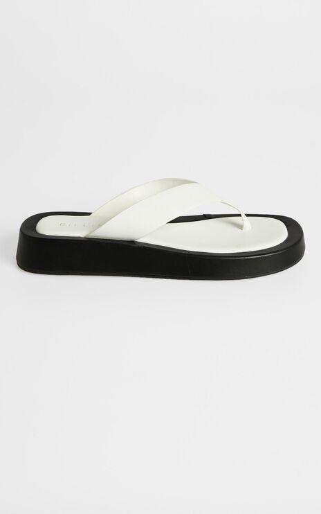 Billini - Yogi Thong in White