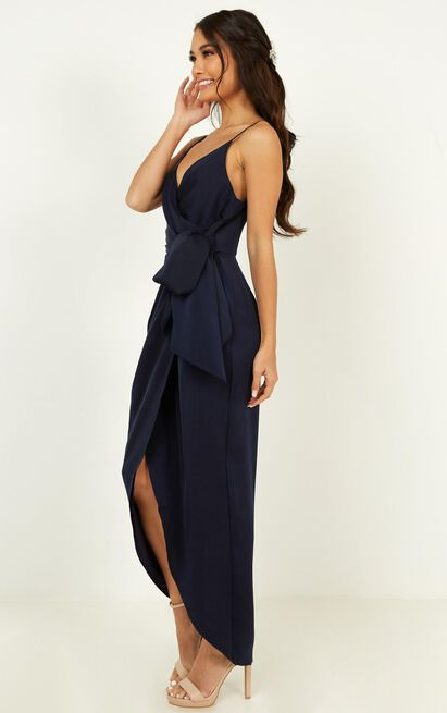 How will I know dress in navy - 20 (XXXXL), Navy, hi-res image number null