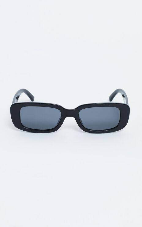 Bianka Sunglasses in Black